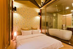 Tian Xia Ju Motel, Motels  Yilan City - big - 27