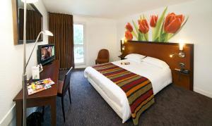 Qualys-Hotel Paris Est Golf, Hotel  Rosny-sous-Bois - big - 4