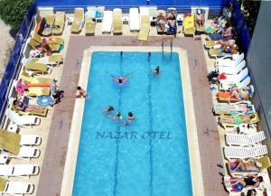 Nazar Hotel, Szállodák  Didim - big - 33