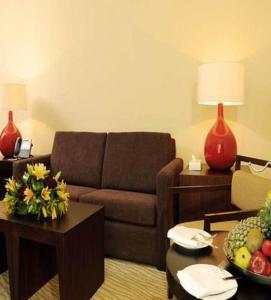 Mövenpick Hotel & Residence Hajar Tower Makkah, Отели  Мекка - big - 8