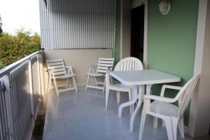 Appartamenti Rosanna, Апартаменты  Градо - big - 7