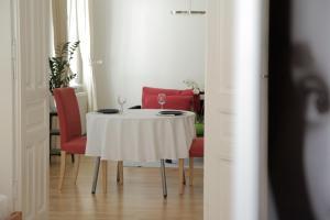 Viennaflat Apartments - Franzensgasse, Apartmány  Vídeň - big - 144