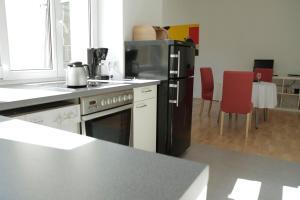 Viennaflat Apartments - Franzensgasse, Apartmány  Vídeň - big - 42