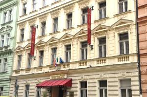 Hotel Malá Strana, Hotel  Praga - big - 61