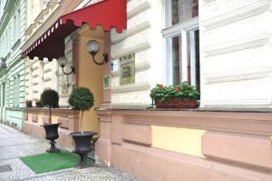 Hotel Malá Strana, Hotel  Praga - big - 57