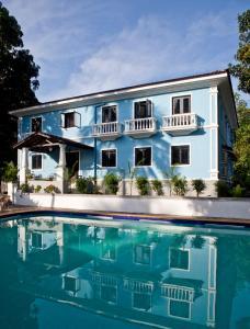 1265 Crescent Villa, Hotels  Candolim - big - 33