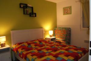 Lou Flaujac, Apartments  Espalion - big - 27