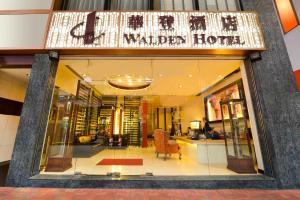 Walden Hotel, Szállodák  Hongkong - big - 17