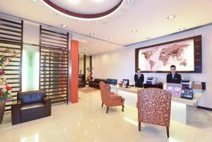 Walden Hotel, Szállodák  Hongkong - big - 25