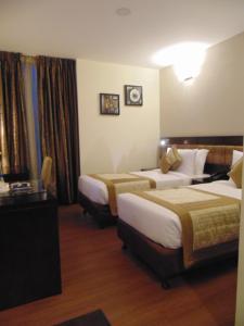 Tavisha Hotel, Hotels  Neu-Delhi - big - 6