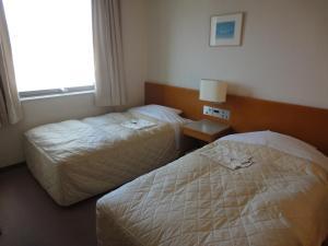 Hiroshima International Youth House JMS Aster Plaza, Отели  Хиросима - big - 31