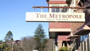 The Metropole Guest House Katoomba