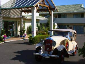 Birchwood Spa Motel, Motely  Rotorua - big - 22