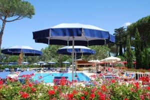 Park Hotel Marinetta, Hotely  Marina di Bibbona - big - 65