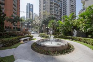 Flat Jardins Suites Sao Paulo, Апартаменты  Сан-Пауло - big - 31