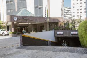 Flat Jardins Suites Sao Paulo, Апартаменты  Сан-Пауло - big - 33