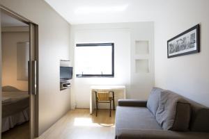 Flat Jardins Suites Sao Paulo, Апартаменты  Сан-Пауло - big - 16