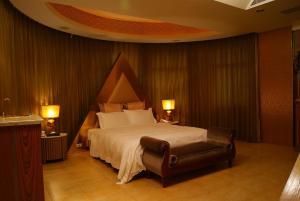 OHYA Boutique Motel - Jhu Shan Branch