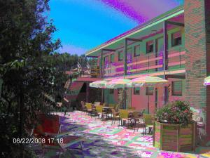 Residence Casa Di Caccia, Apartmanhotelek  Marina di Bibbona - big - 26