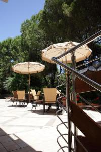 Residence Casa Di Caccia, Apartmanhotelek  Marina di Bibbona - big - 25