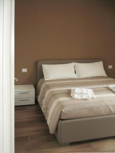 Residence Borgo Del Cigno, Apartmánové hotely  Spinone Al Lago - big - 11