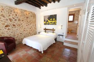 Finca Can Toni, Country houses  Ibiza Town - big - 4