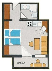 Appartement Isabella, Apartmanok  Mieming - big - 4