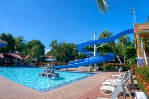 Hotel Los Puentes Comfacundi, Hotely  Girardot - big - 12