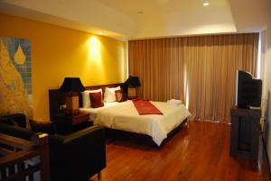 Chateau Dale Boutique Resort Spa Villas, Resorts  Pattaya South - big - 22