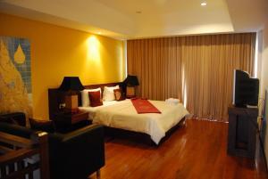 Chateau Dale Boutique Resort Spa Villas, Rezorty  Pattaya South - big - 22