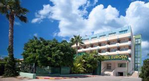 Hotel Europa, Hotels  Alfaz del Pi - big - 1