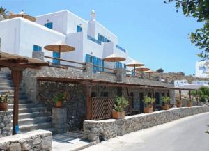 Pelagos Studios, Apartmány  Platis Yialos Mykonos - big - 44