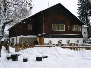 Lovecký hotel Jívák