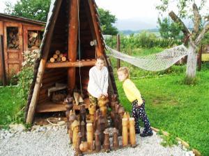 Bbprivat, Holiday homes  Bobrovec - big - 18