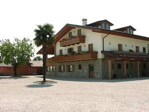 Agriturismo Famiglia Bertossi, Farmy  Faedis - big - 34