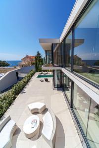 Golden Rays Villas, Villas  Primošten - big - 79