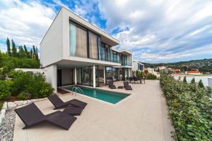 Golden Rays Villas, Villas  Primošten - big - 127