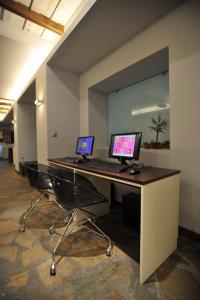 Gefyri Hotel, Отели  Конитса - big - 23