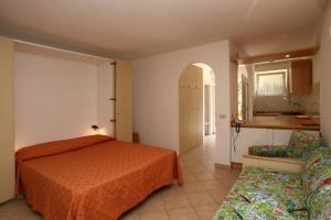 Residence Casa Di Caccia, Apartmánové hotely  Marina di Bibbona - big - 12