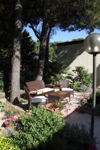 Residence Casa Di Caccia, Apartmánové hotely  Marina di Bibbona - big - 14