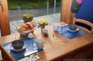 Bed & Breakfast l'Epicéa - Accommodation - Leysin
