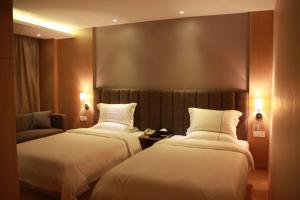 Starway Tianlin Hotel, Hotely  Šanghaj - big - 8
