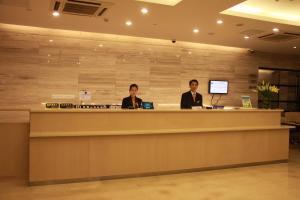 Starway Tianlin Hotel, Hotely  Šanghaj - big - 21