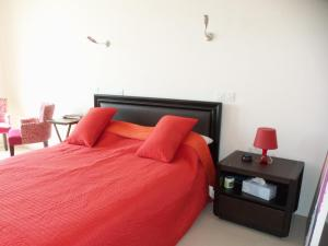 Beach Villa Pantheon, Vily  Pomos - big - 23