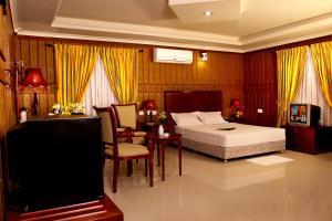 Devasura inn, Hotels  Guruvāyūr - big - 11