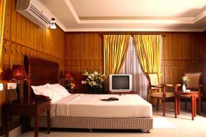 Devasura inn, Hotels  Guruvāyūr - big - 13
