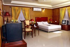 Devasura inn, Hotels  Guruvāyūr - big - 4