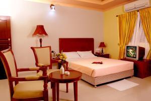 Devasura inn, Hotels  Guruvāyūr - big - 14