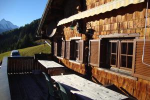 Turner-Hütte, Horské chaty  Heiligenblut - big - 5