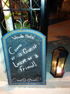 Voula Hotel & Apartments, Hotely  Hersonissos - big - 49